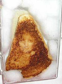 """I\'ll Even the Virgin Mary Love grilled cheese!!!\"""